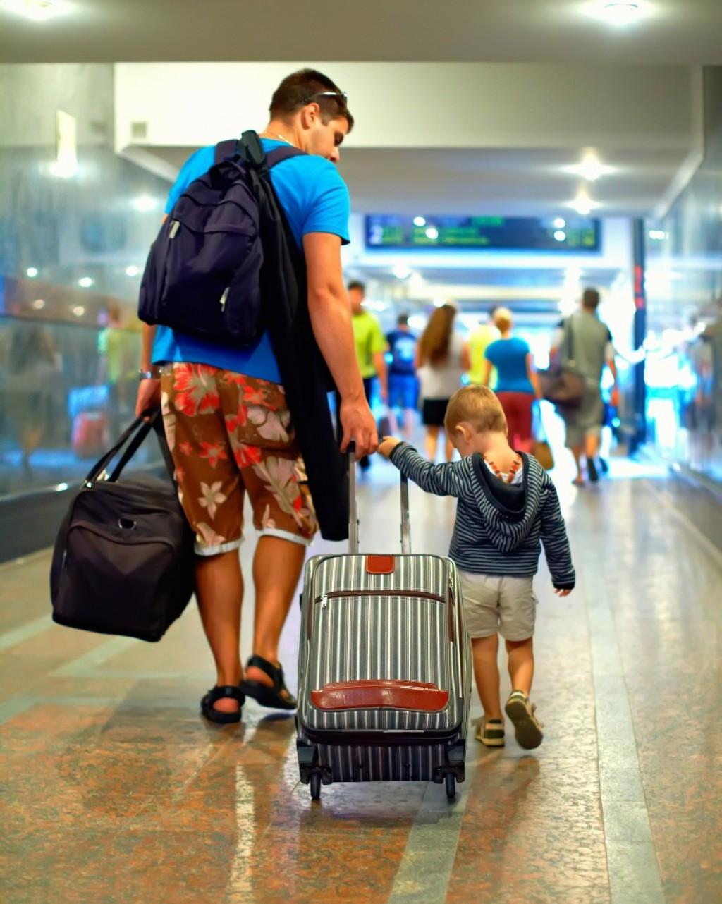 volar a tailandia con niños