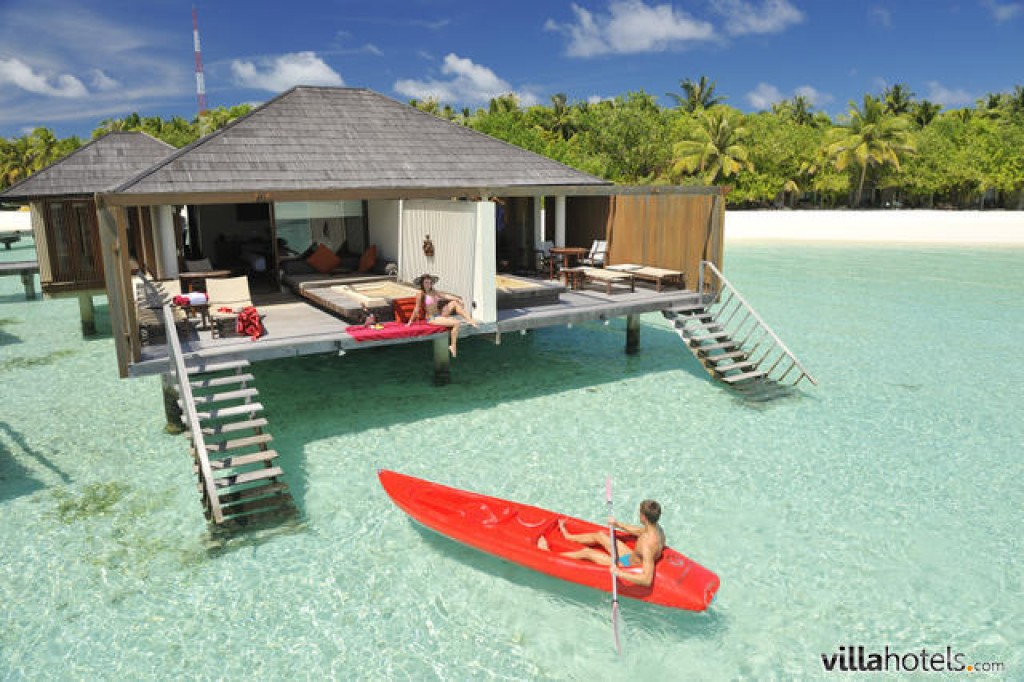 maldivas con adolescentes