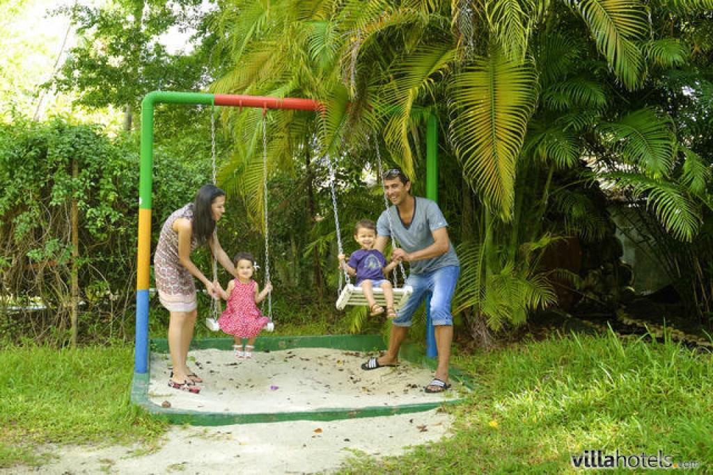 hotel para familias maldivas