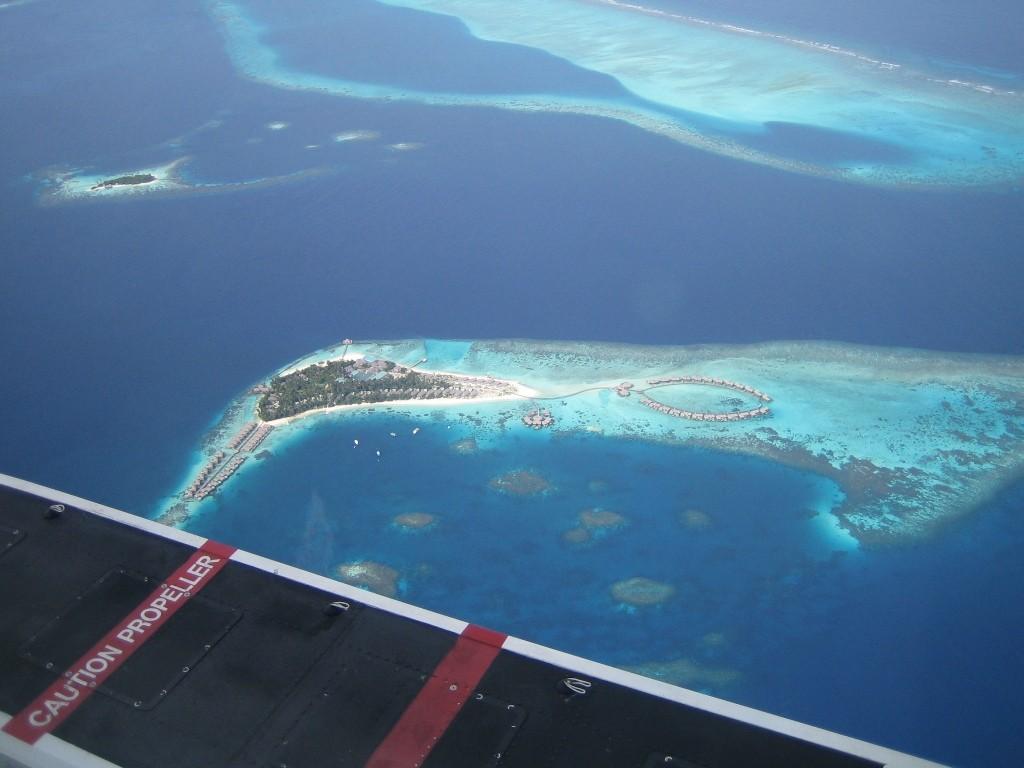 viajar a maldivas en familia