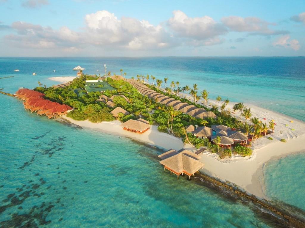 mejor hotel en maldivas para ir con niños