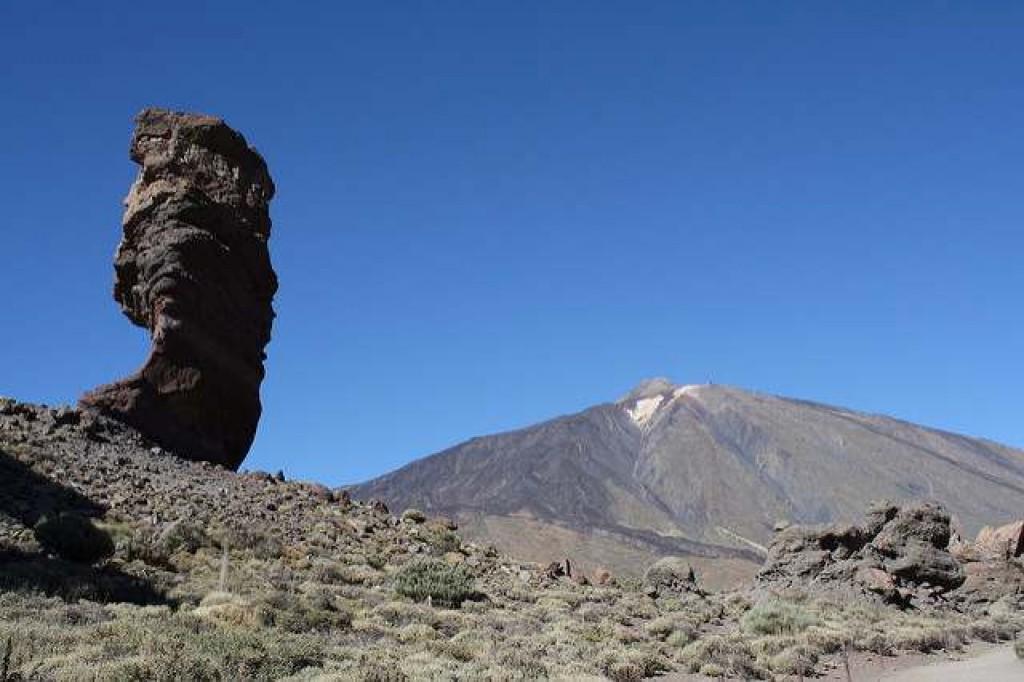 Teide Tenerife con niños