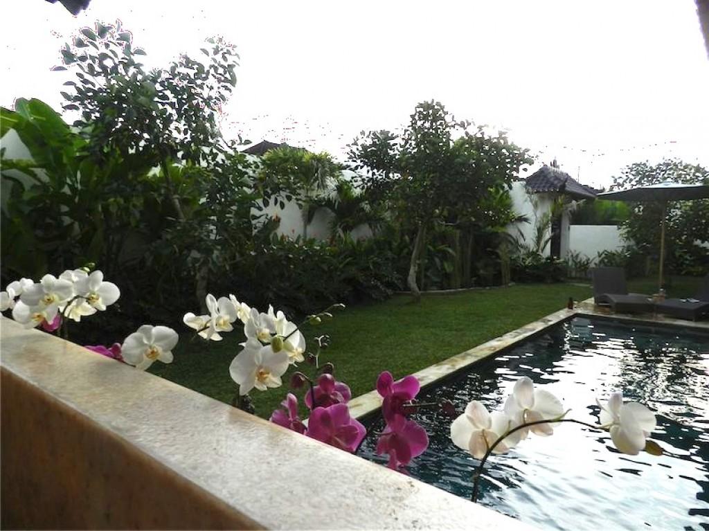 villa con piscina bali con niños