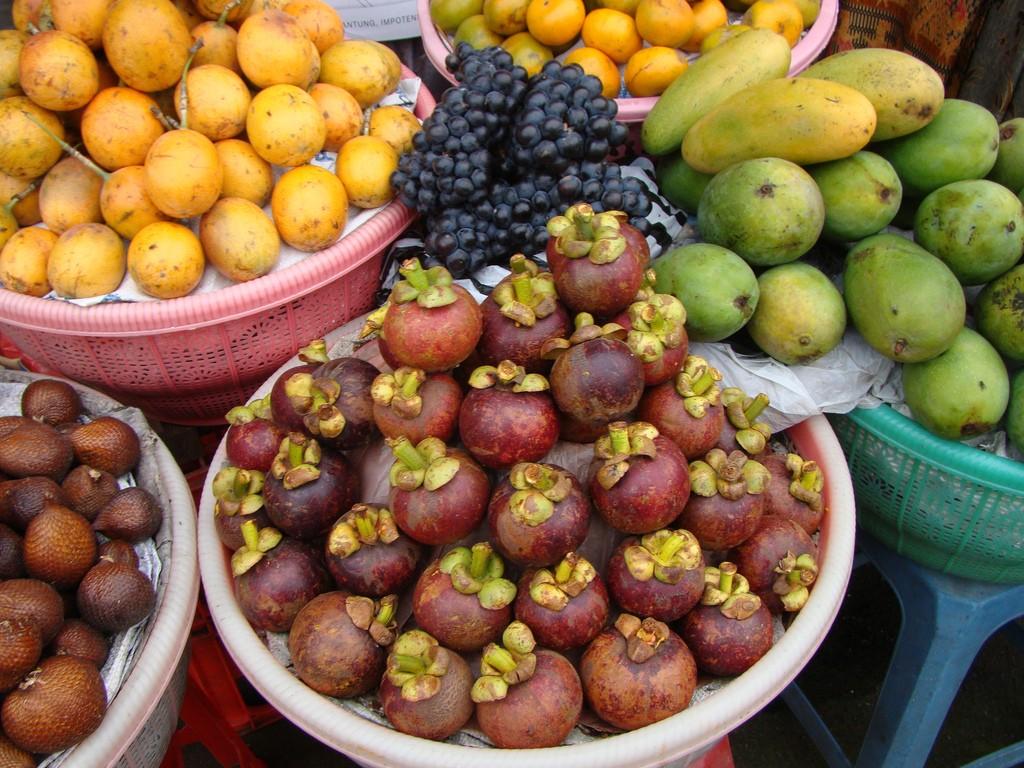 mercados bali