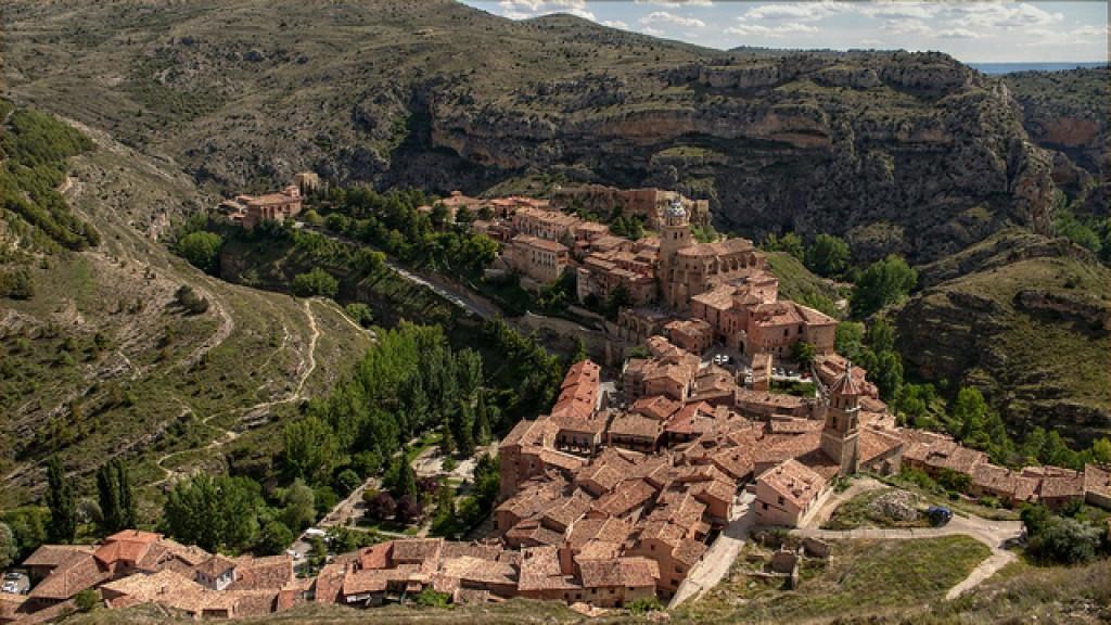 turismo rural con niños albarracin