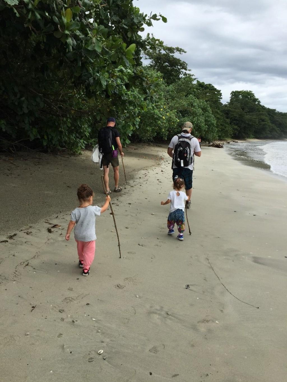 viajar a costa rica con bebes