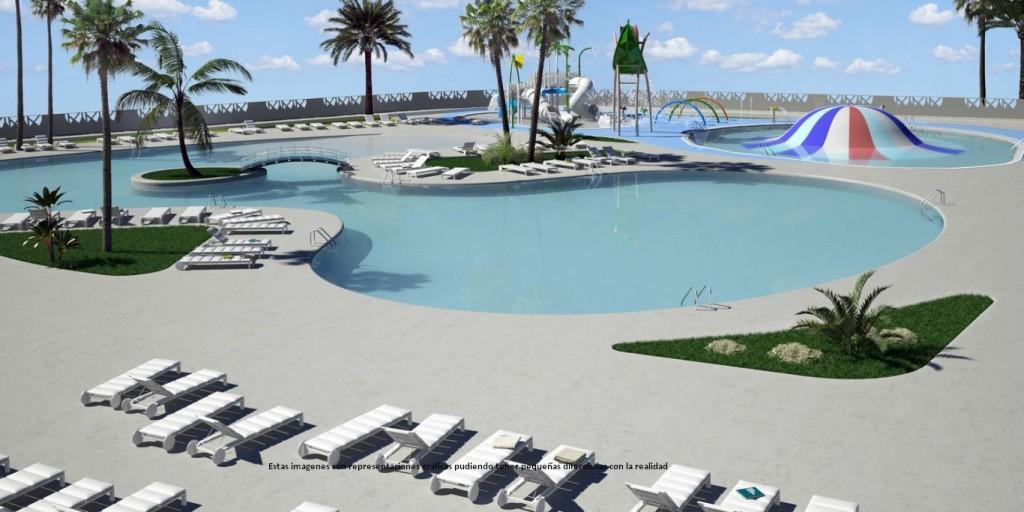 Suitopia sol y mar suites hotel un nuevo alojamiento for Hoteles para familias en la playa