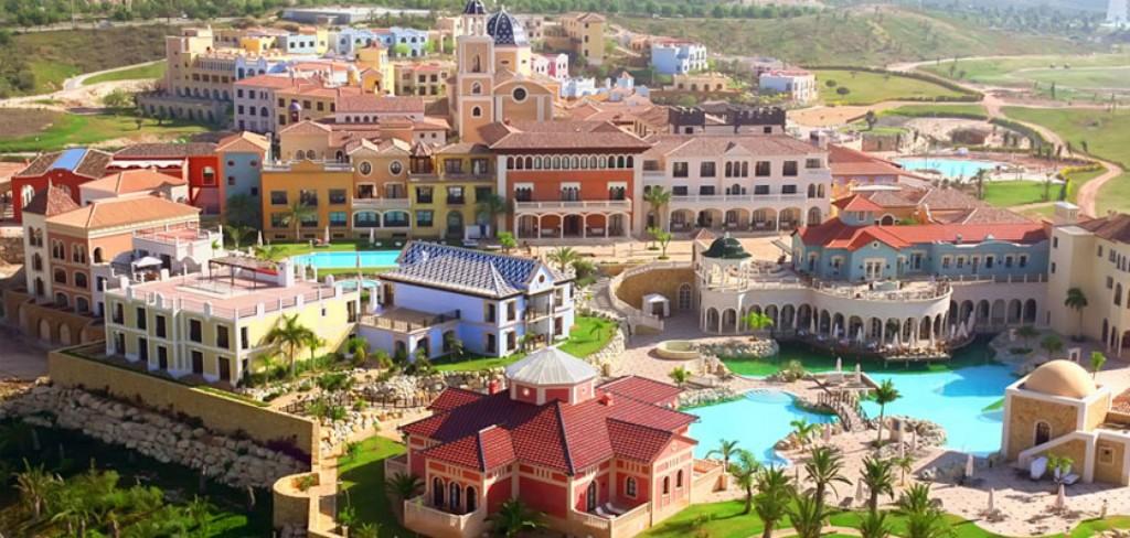 hoteles para niños españa