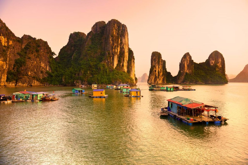 viajar a vietnam en familia