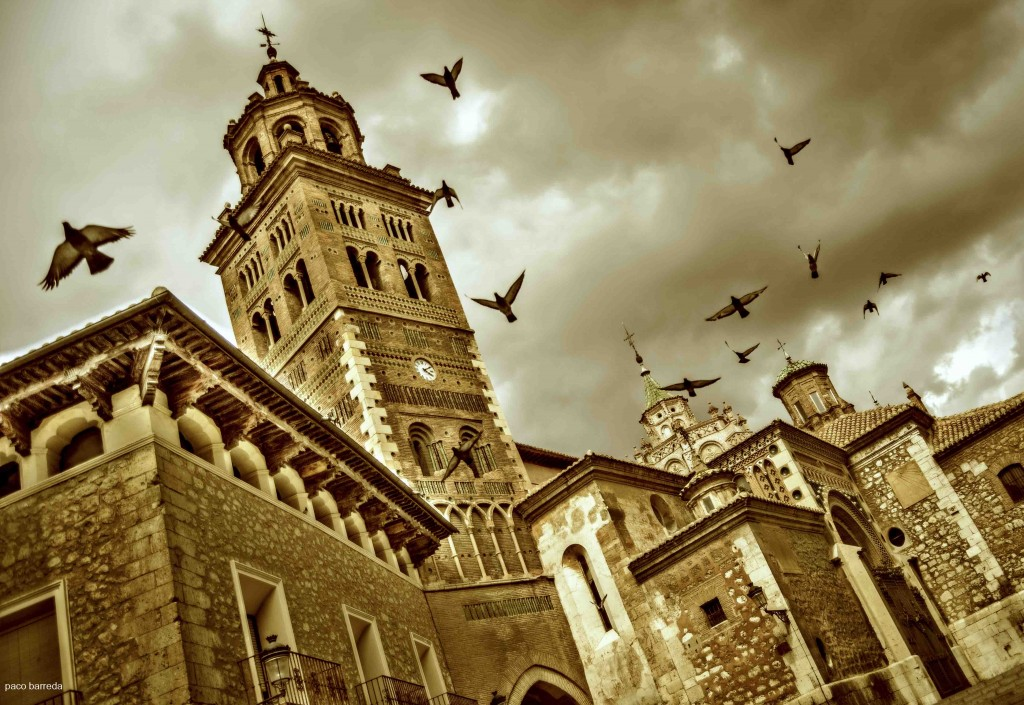 catedral-teruel-viajar-en-familia-hoteles