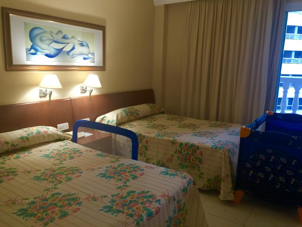 hotel para familias peñiscola