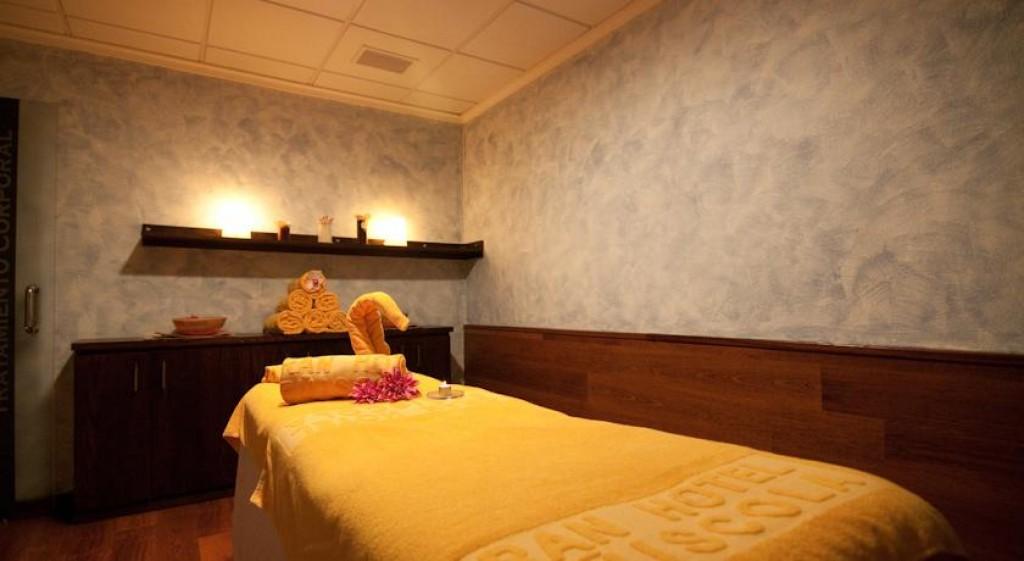 hotel con spa y masajes peñiscola