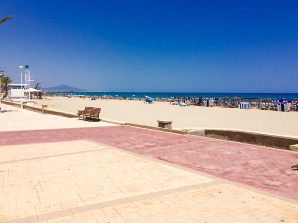 hotel primera linea playa peñiscola