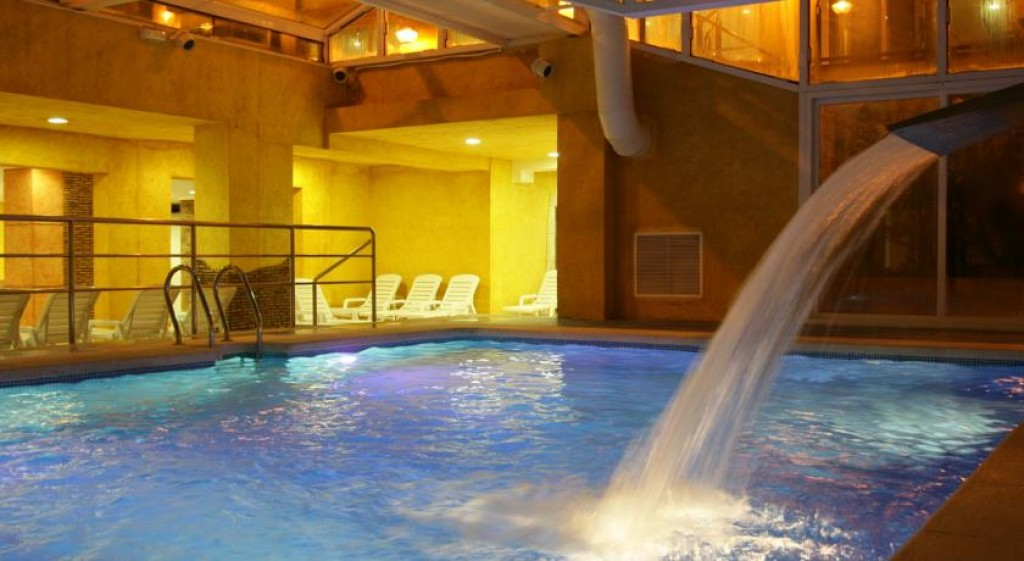hotel con spa con niños