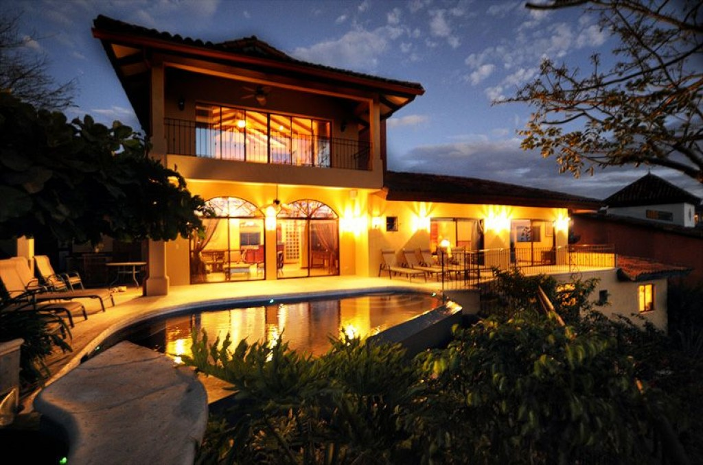 villa vacacional en costa rica