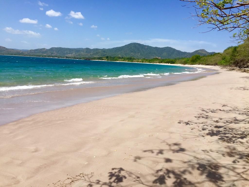 playa arena blanca costa rica