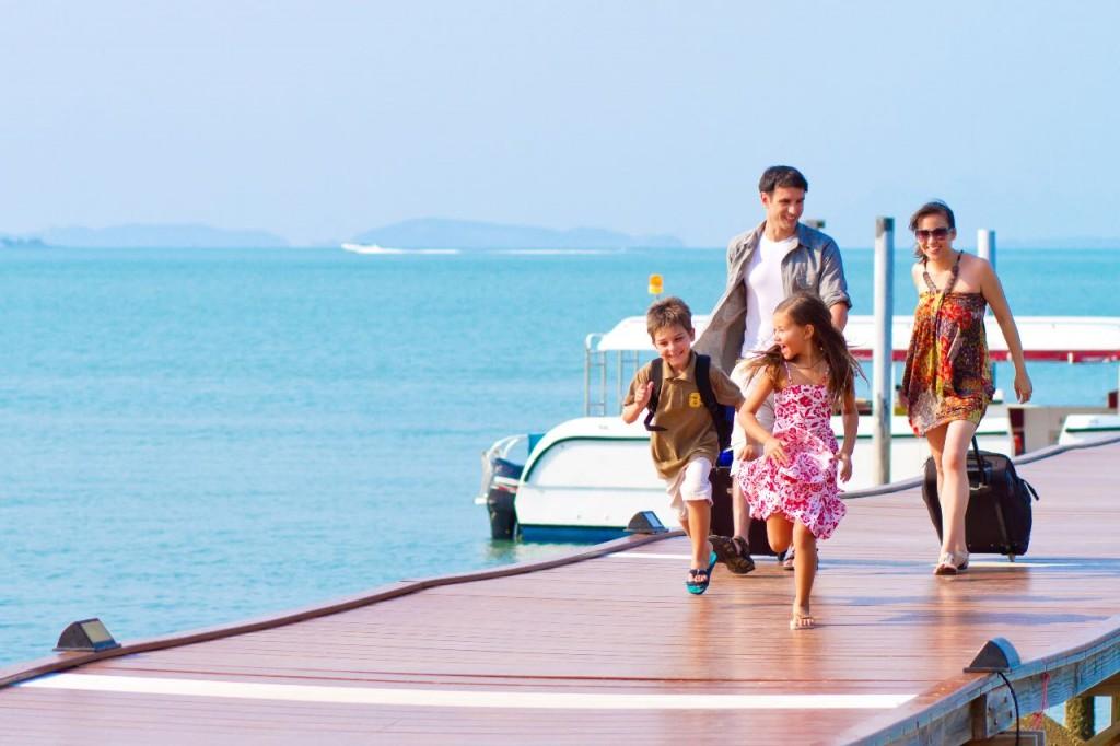 Viajar con niños por el mundo