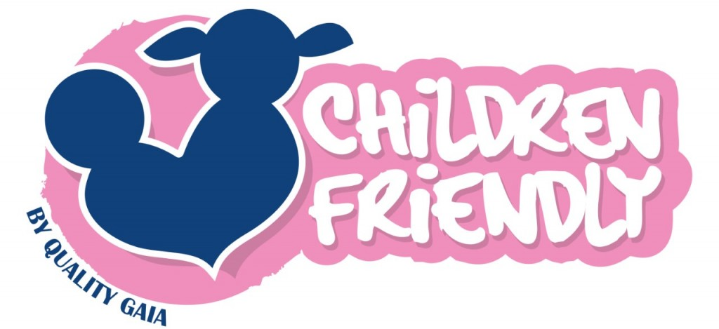 SELLO PARA HOTELES CHILDREN FRIENDLY
