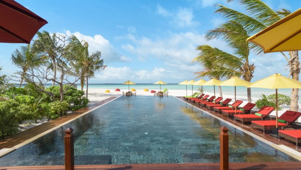 HOTEL EN MALDIVAS PARA IR CON NIÑOS