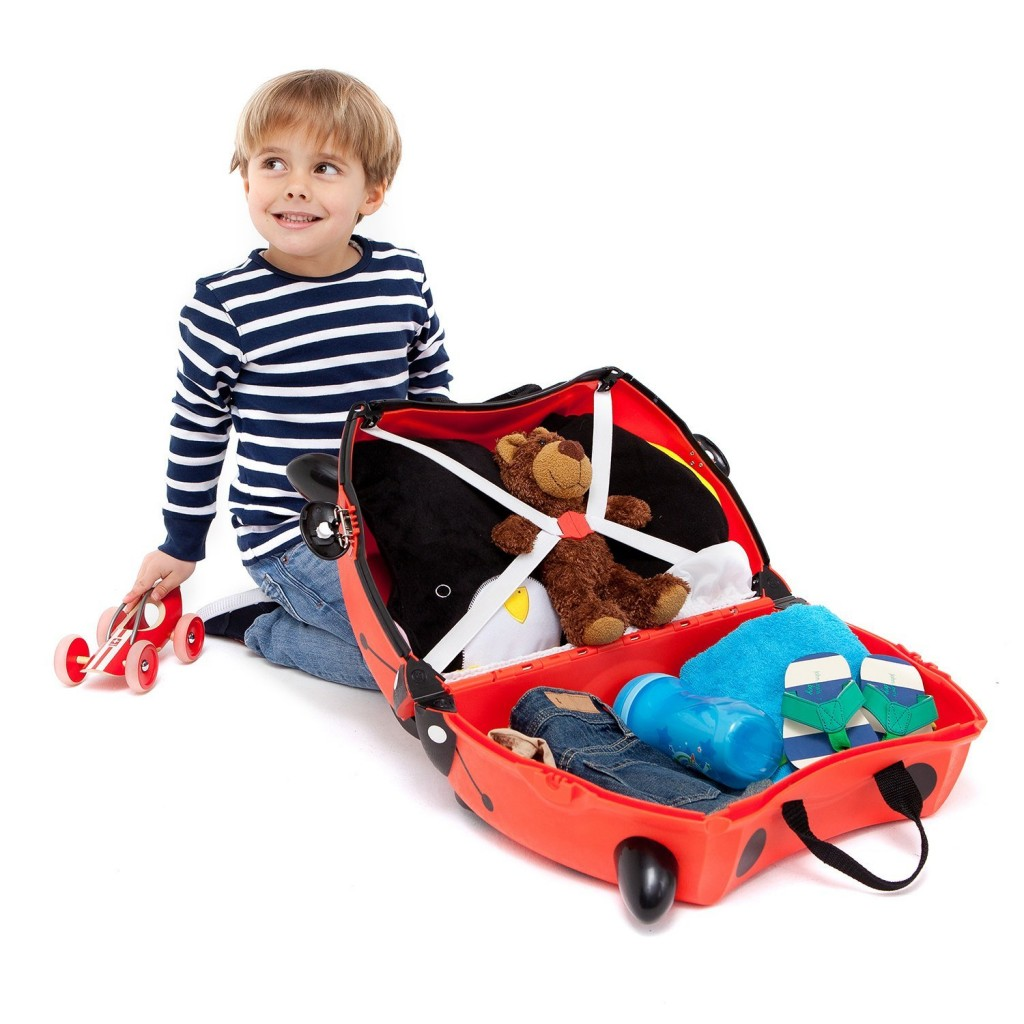 maleta para niñas con ruedas