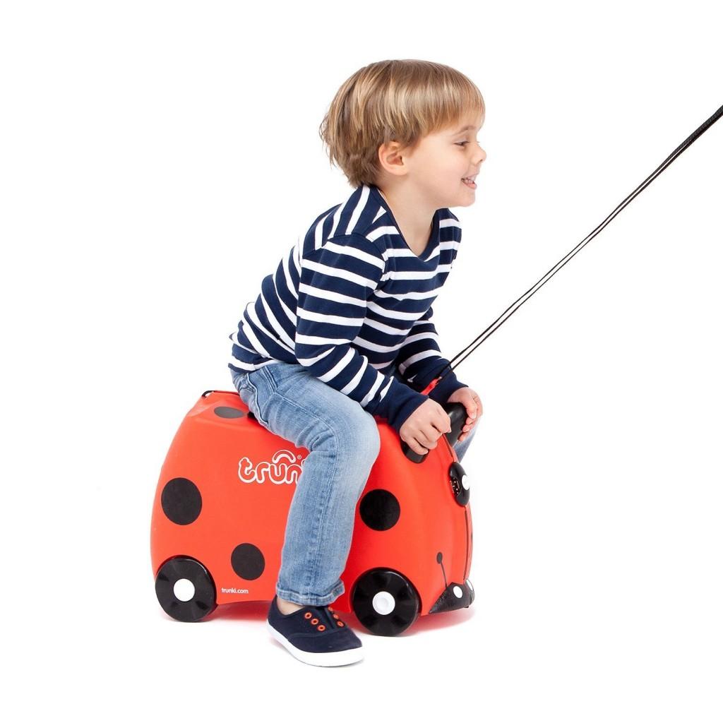 maletas para niños con arrastre