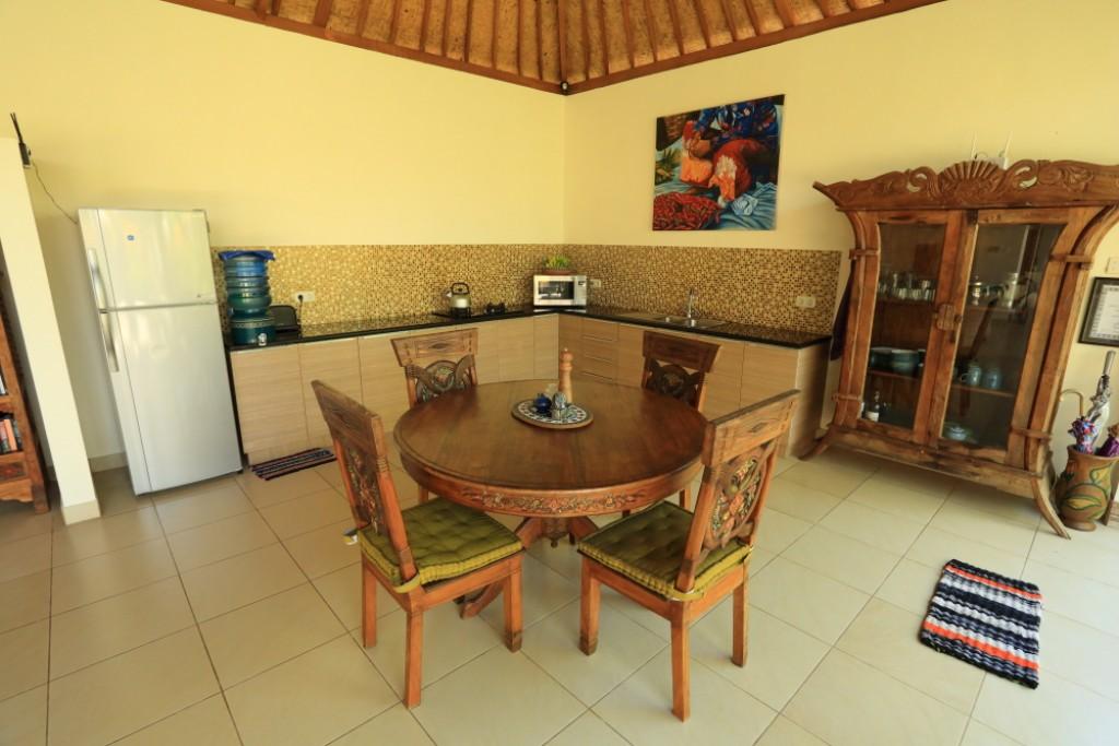 Villa con cocina en bali