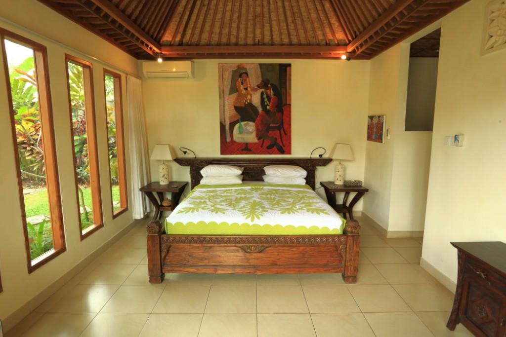 Villa privada en familia bali