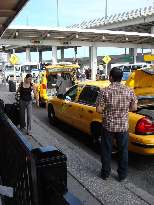 taxis en nueva york con niños