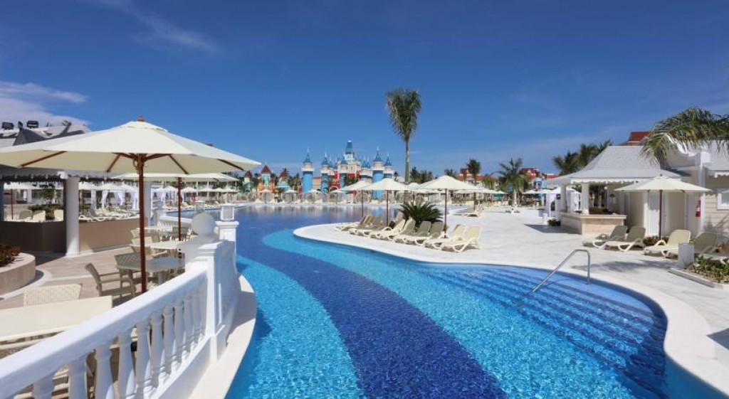 hotel para niños en el caribe