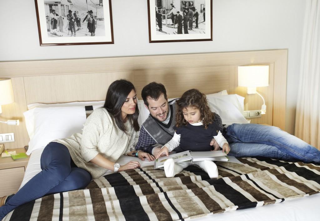 hotel andorra para ir con niños