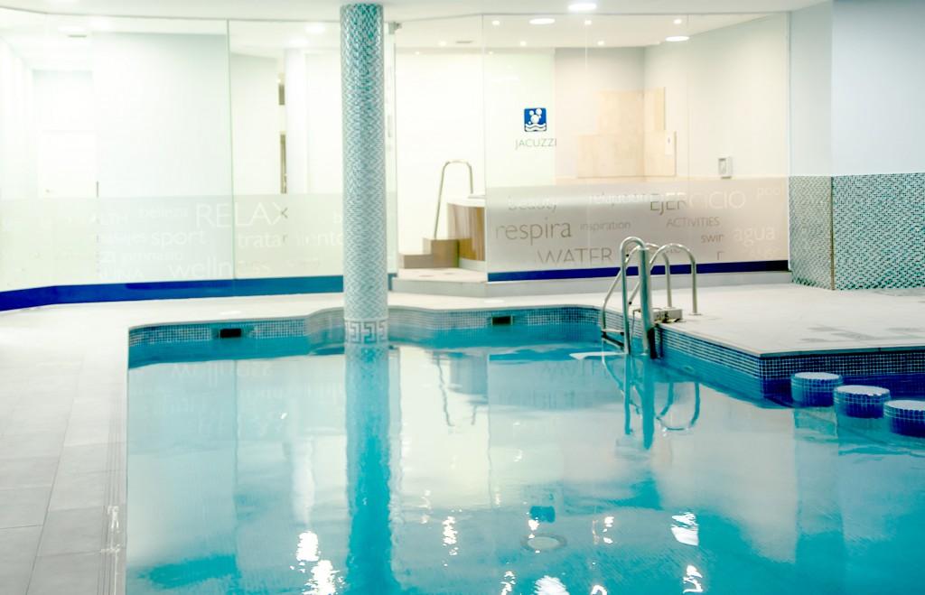 hotel con spa para niños