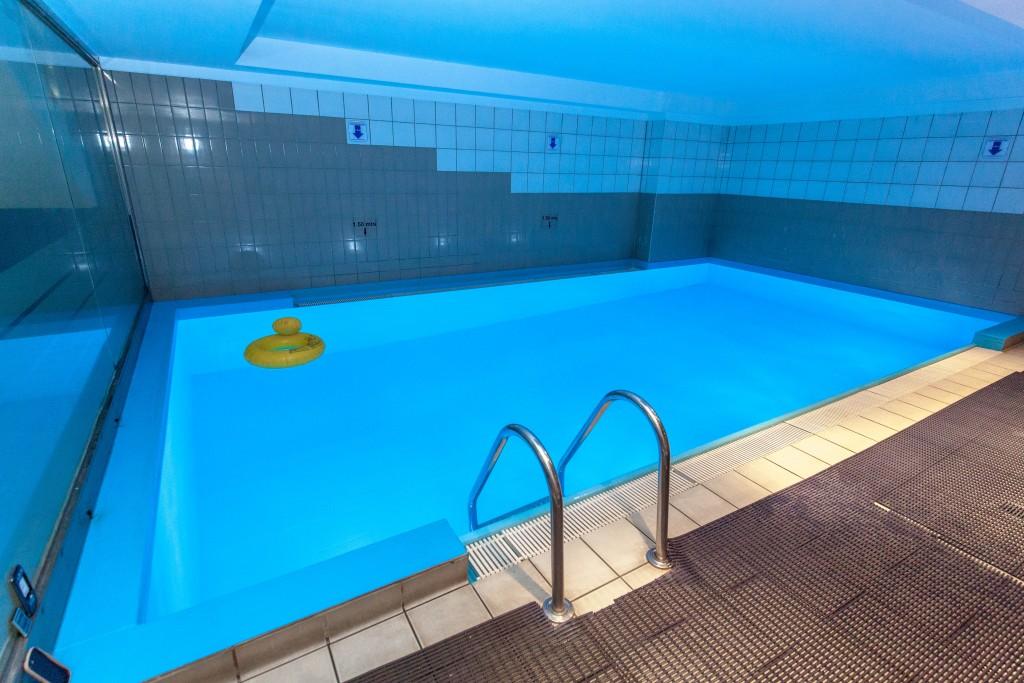 hotel con piscina climatizada andorra