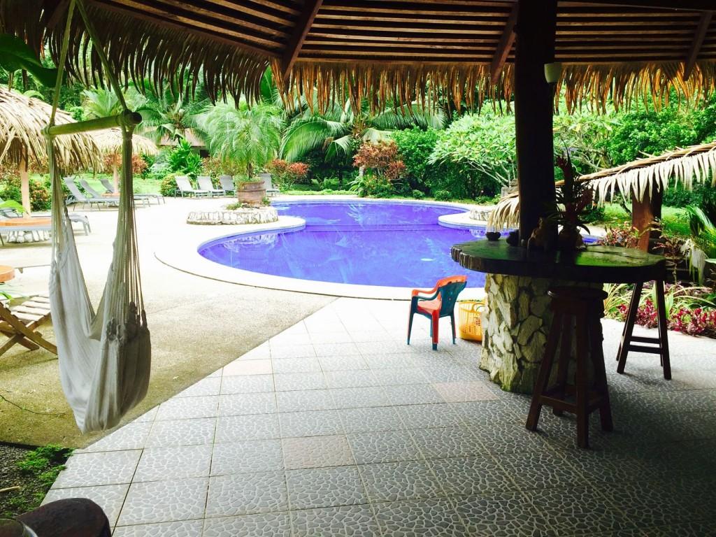 resort con piscina para niños costa rica