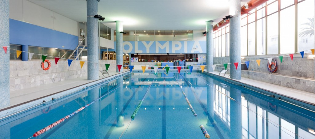 Hotel olympia events spa valencia children friendly for Piscina climatizada merida
