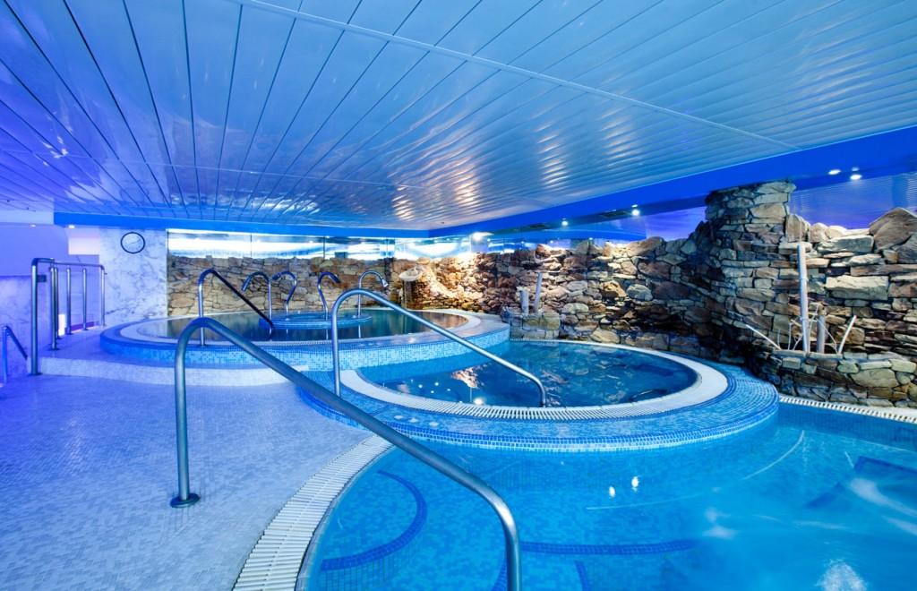 hotel valencia con spa con niños